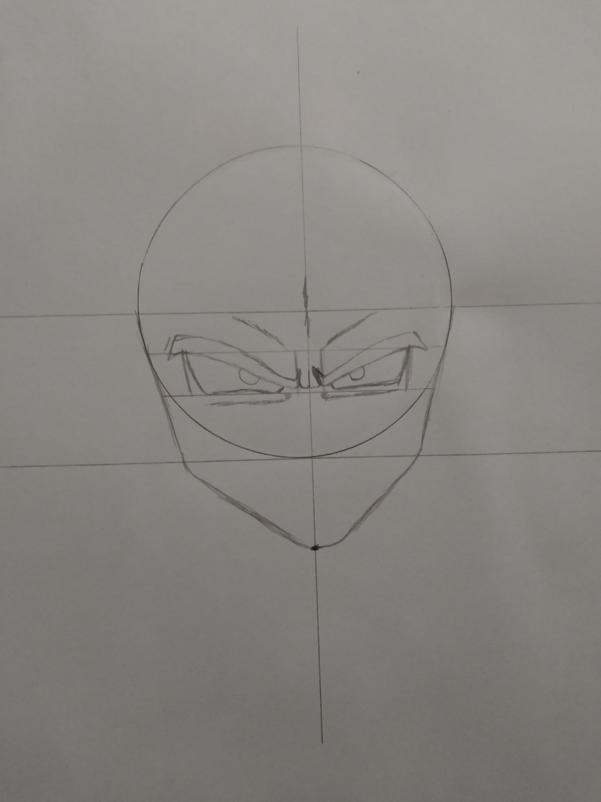Passo 10 - How to Draw Vegeta - Complete and Proven Official Method!