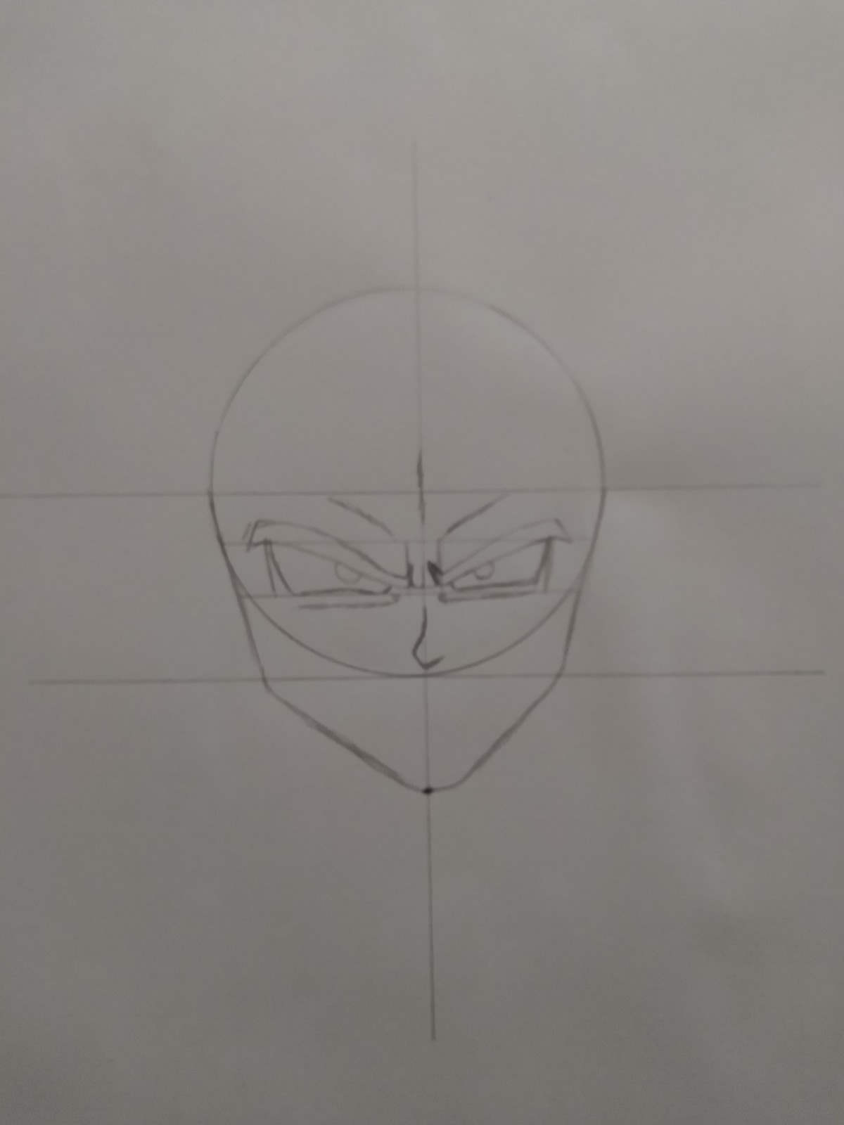 Passo 11 - How to Draw Vegeta - Complete and Proven Official Method!