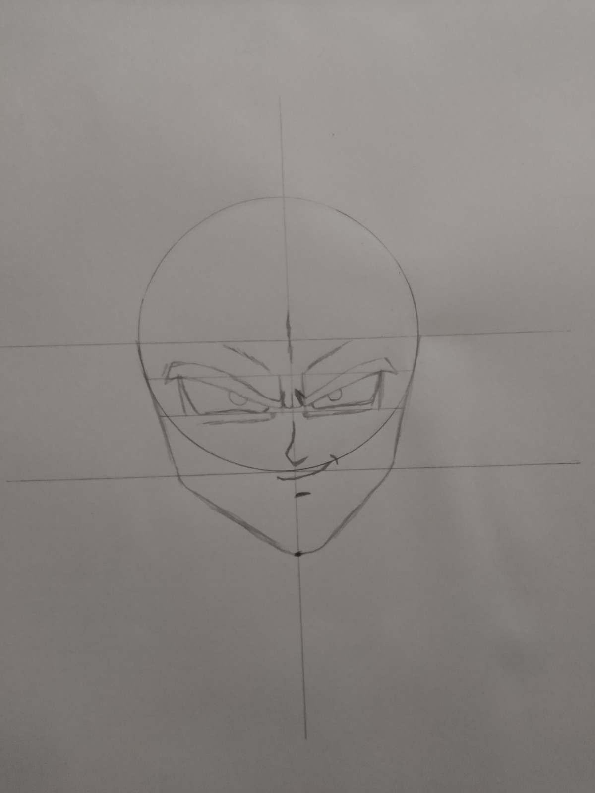 Passo 12 - How to Draw Vegeta - Complete and Proven Official Method!