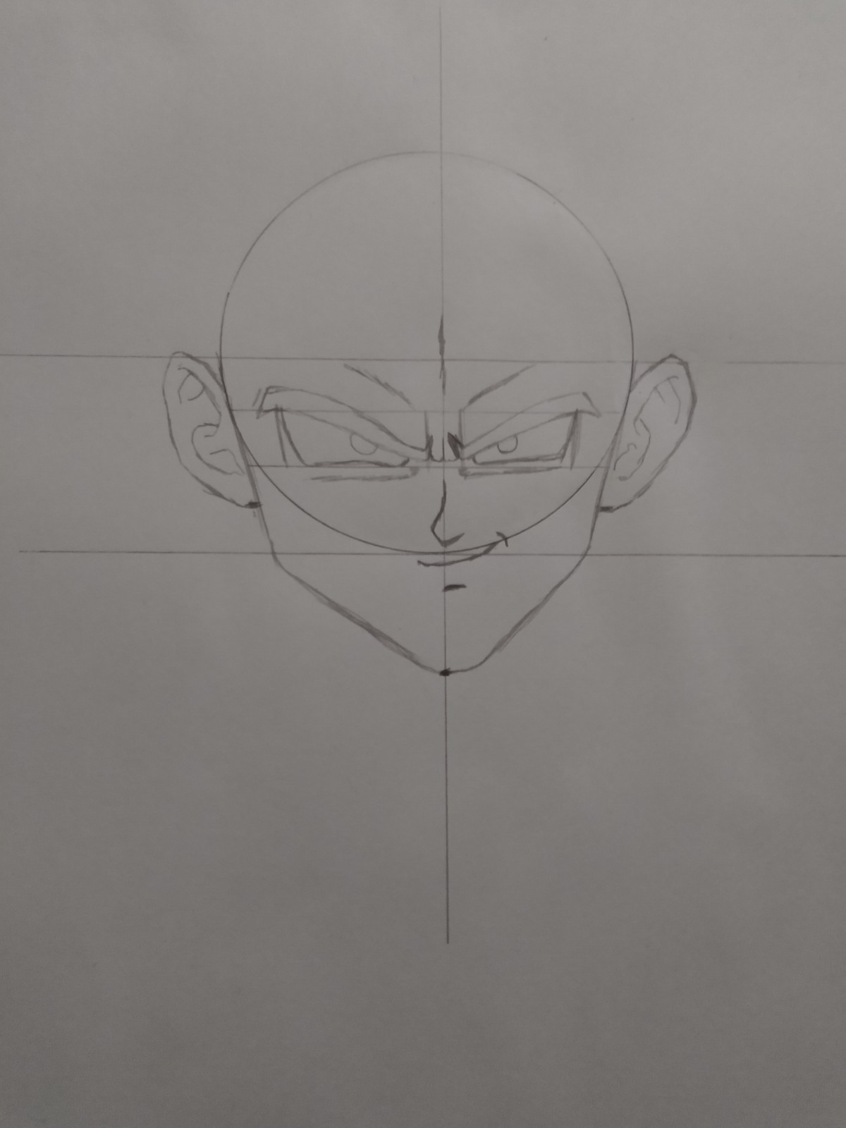 Passo 13 - How to Draw Vegeta - Complete and Proven Official Method!